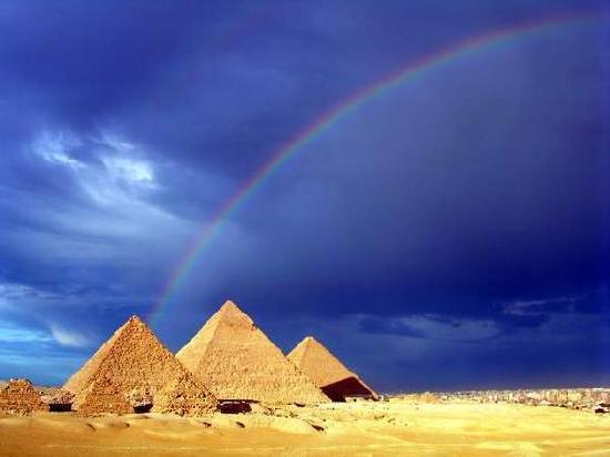 Best Shore Trips: Pyramids of Giza