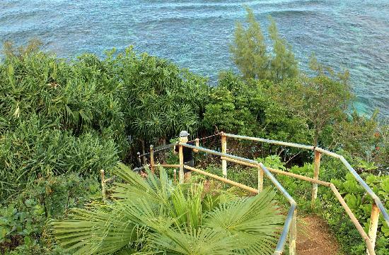 Pali Ke Kua Beach Hideaway S Hideaways Path