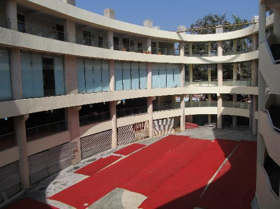 Kumar Resort & Water Park: Hotel building