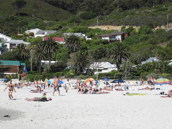 Clifton Beaches: Clifton 4 beach