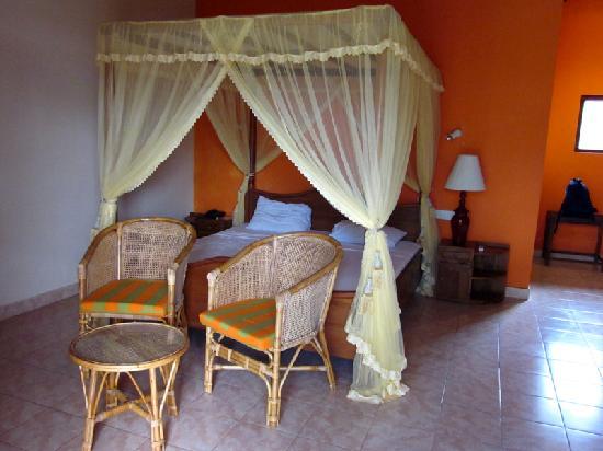 Hotel Yapahuwa Paradise : camera doppia