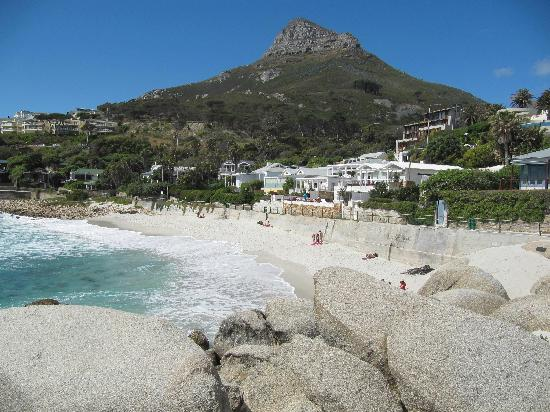 Camp's Bay Beach: Glen beach - next to Camps Bay beach
