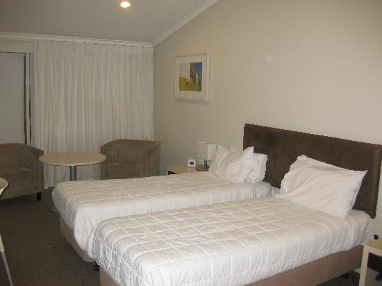 One Room With Two Single Beds Picture Of U Residence Hotel