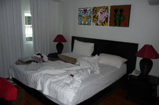 Baipho Boutique Residence Phuket: Sleeping Area