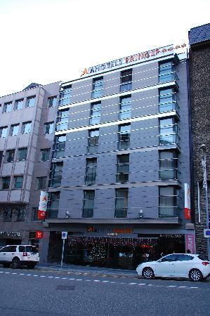 Exe Princep Hotel: Vista exterior hotel