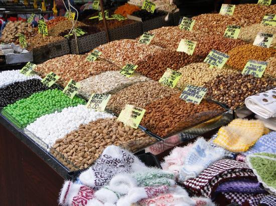 Kemeralti Market - Kemeraltı Çarşısı, İzmir Resmi ...