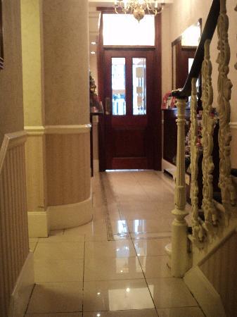 Victor Hotel London Victoria: reception