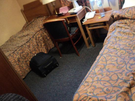 Victor Hotel London Victoria: twin room