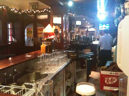 The Bankers Bar: The Bar