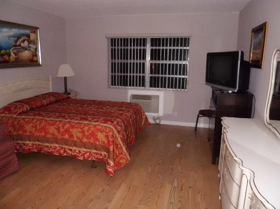 Surfside Resort: Das Zimmer