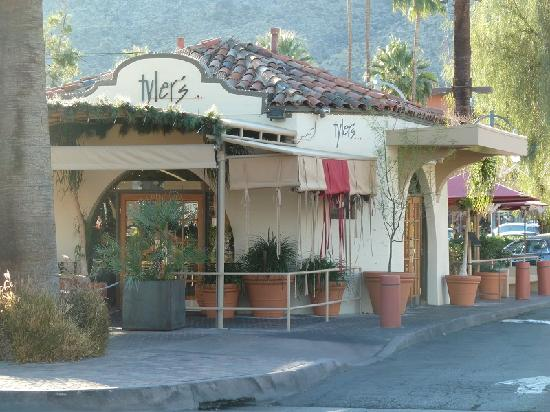 Tyler's Burgers: Tyler's, Palm Springs, California
