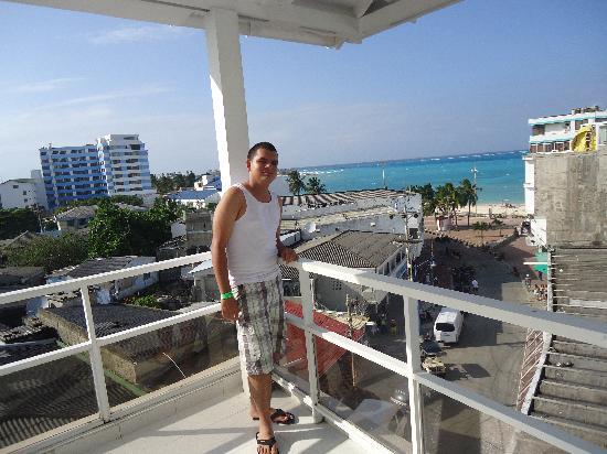 Hotel Verde Mar : LA VISTA DESDE LA 507