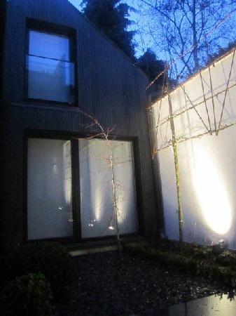 A Cote du Cinquantenaire: The duplex suite