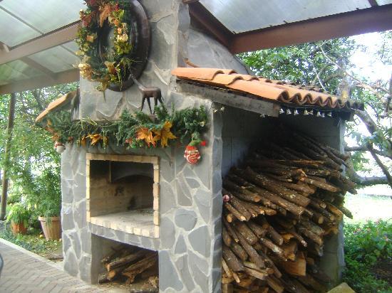 El Oasis Hotel & Restaurant: Boquete Panama Fireplace Necessito?