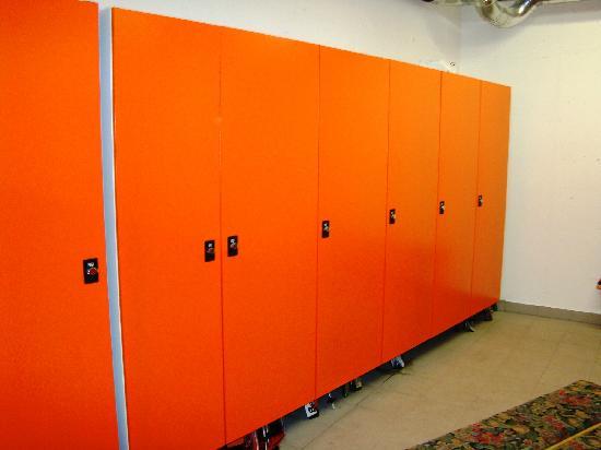 Hotel Riederalm - ski lockers