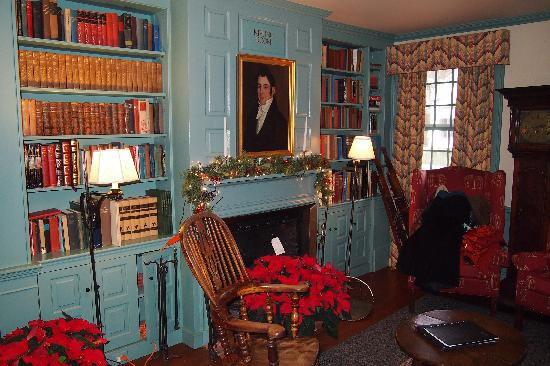 Grafton Inn: Kipling Room (Library)