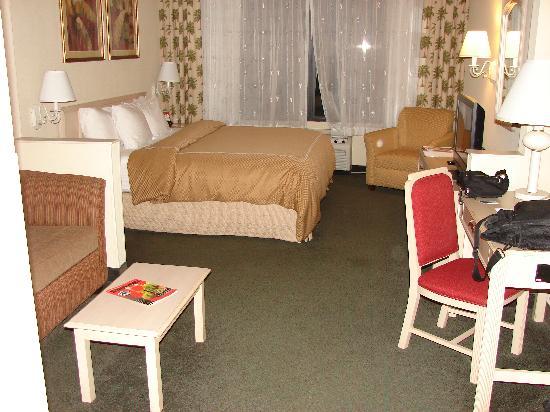 Comfort Suites Miami / Kendall: Spacious main room