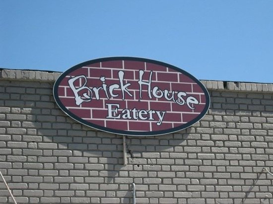 Brick House Eatery: welcome friends!