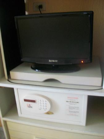 Hotel Tiuna : TV