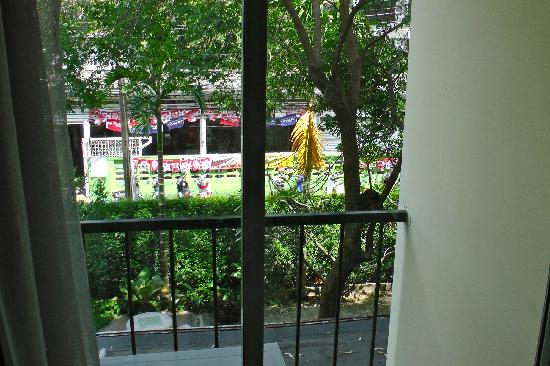 JL Bangkok: View from room