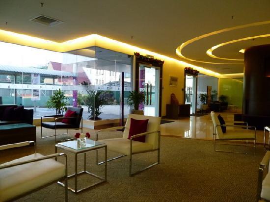 AnCasa Express @ Pudu: Entrance to lobby