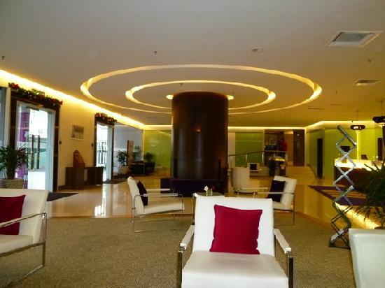 AnCasa Express @ Pudu: Nice lobby