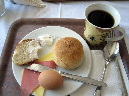 Hotel Ilis: My breakfast...