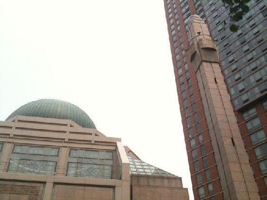 The New York Mosque