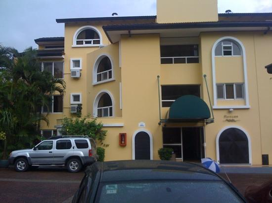 Apartotel & Suites Villas del Rio: villas