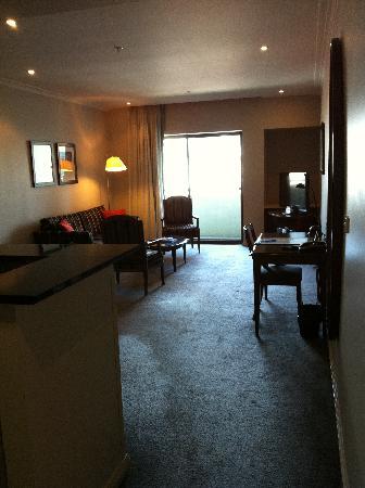 One Bedroom Apt Loungeroom