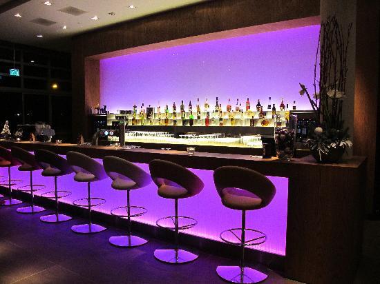 Bar at hotel Lumen
