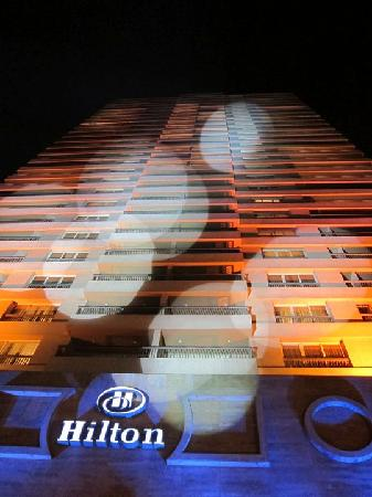 Hilton Cairo Zamalek Residences : Hilton on the day of its opening