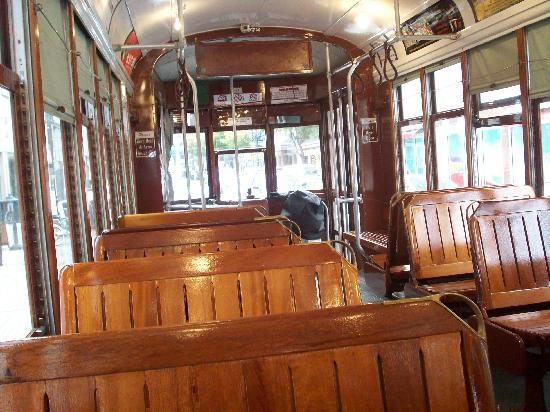 at the carondelet canal stop picture of rta streetcars new orleans tripadvisor. Black Bedroom Furniture Sets. Home Design Ideas