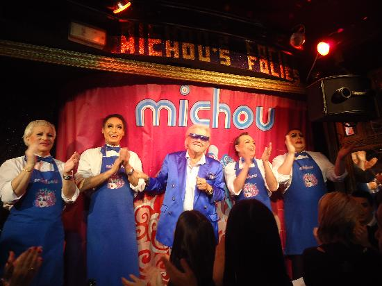 Chez Michou : Une équipe chaleureuse !