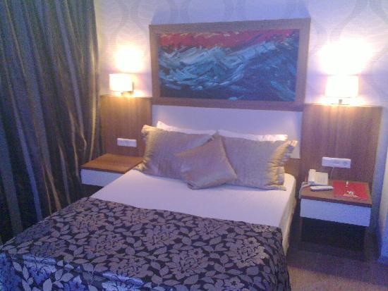 Hotel Baylan: Schlafzimmer