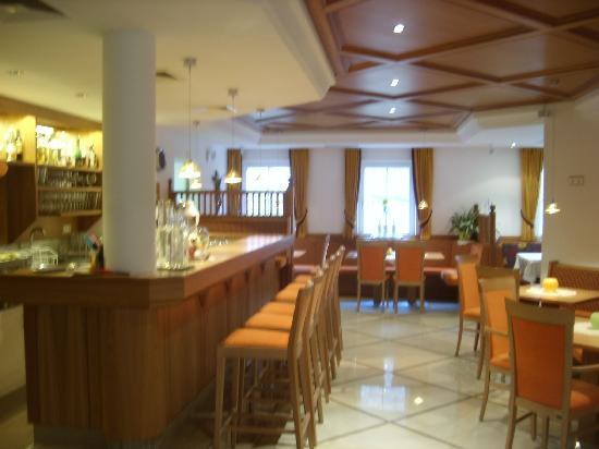 Am Sonneck: sala pranzo