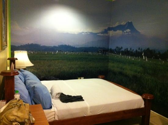 Masada Backpacker: double bed room