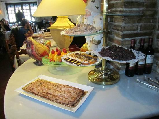 Santa Cristina d'Aro, Spain: Deserts zijn TOP