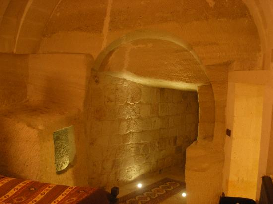 MDC Hotel: wine cellar