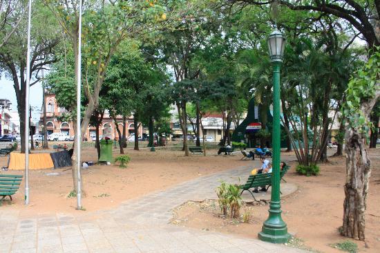 Plaza Uruguaya: Plaza Uruguay