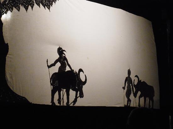 La Noria Hotel: SBAEK Shadow show
