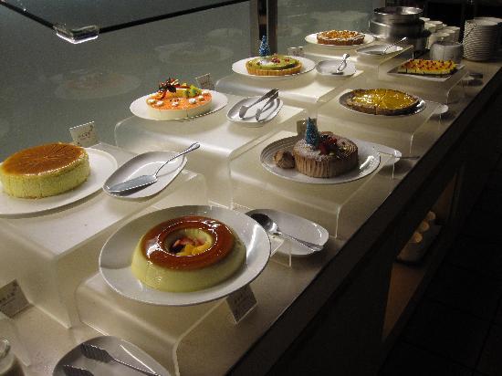 Hotel Royal Chiao Hsi: Desserts