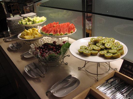 Hotel Royal Chiao Hsi: Fruits