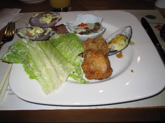 Hotel Royal Chiao Hsi: Dinner Buffet - Part 2