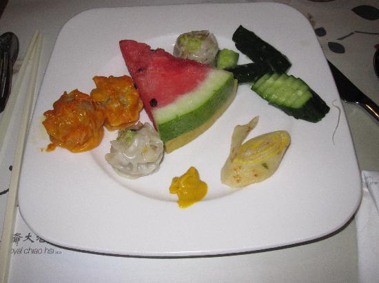 Hotel Royal Chiao Hsi: Breakfast Buffet - Part 2