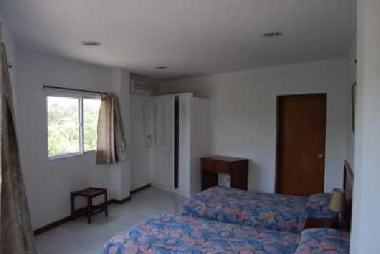 Hotel Portofino: Habitaciones