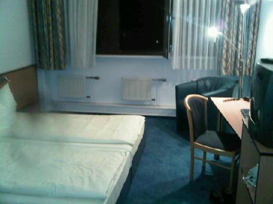 BEST WESTERN Comfort Business Hotel: Doppelzimmer