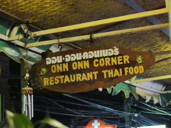 Onn Onn Corner Hua Hin: gut und günstig