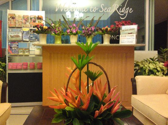 SeaRidge Resort: Lobby Sea Ridge Resort