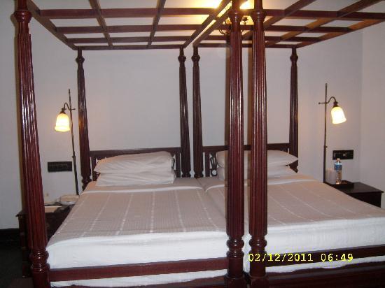 bed room of koder house